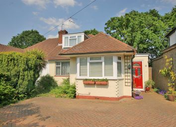Thumbnail 3 bedroom semi-detached bungalow for sale in King George Avenue, Walton-On-Thames