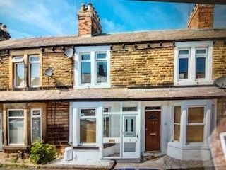 Thumbnail 2 bed terraced house to rent in Regent Street, Harrogate, North Yorkshire