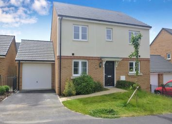 Thumbnail 4 bed detached house to rent in Curlew Road, Bude