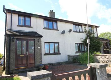Thumbnail 3 bed semi-detached house for sale in Abbeytown, Wigton