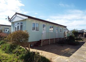 Thumbnail 1 bed mobile/park home for sale in Crossley Moor Road, Kingsteignton, Newton Abbot