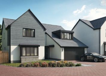 Thumbnail 5 bed detached house for sale in Plot 37, The Pennard, Westacres, Caswell, Swansea