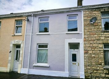 Thumbnail 4 bedroom terraced house for sale in Cambrian Place, Pontarddulais, Swansea