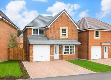 "Thumbnail 3 bed detached house for sale in ""Derwent"" at Long Lane, Driffield"