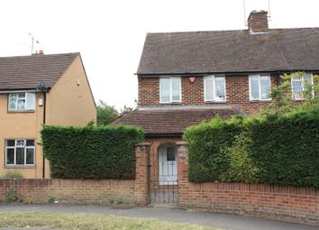 Thumbnail 3 bed semi-detached house to rent in Finch Road, Earley, Reading, Berkshire