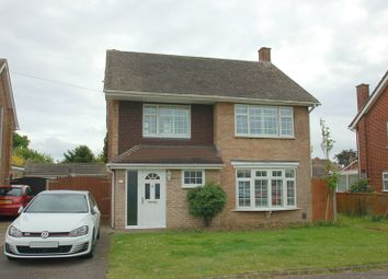 Thumbnail 4 bed detached house for sale in Bury Hall Lane, Alverstoke, Gosport