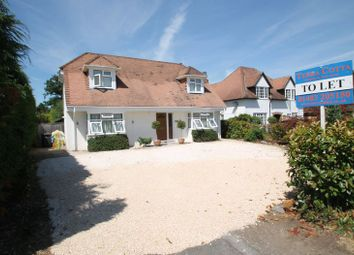 Thumbnail 4 bed detached bungalow to rent in Potters Lane, Send, Woking