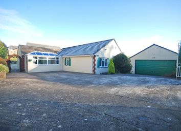Thumbnail 4 bedroom detached bungalow for sale in New Road, Bideford