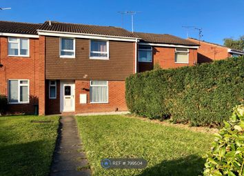 Thumbnail 3 bed terraced house to rent in Ashworth Avenue, Ruddington, Nottingham