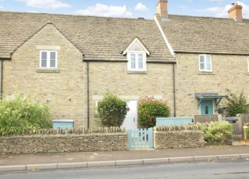 Thumbnail 2 bed terraced house for sale in Sycamore Close, Long Newnton, Tetbury