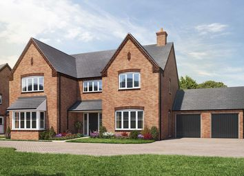 "Thumbnail 5 bed detached house for sale in ""The Bowood"" at Reades Lane, Sonning Common, Oxfordshire, Sonning Common"