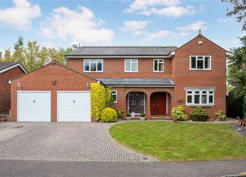 Thumbnail 5 bed detached house for sale in The Chestnuts, Shiplake, Henley-On-Thames