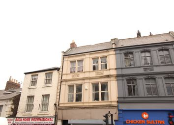 Thumbnail 4 bed maisonette for sale in Westgate Road, Newcastle Upon Tyne