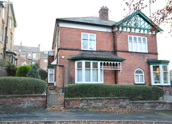 Thumbnail 3 bed maisonette for sale in Cromwell Road, Scarborough