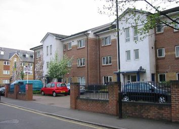 Thumbnail 1 bed flat to rent in Courland Grove, London