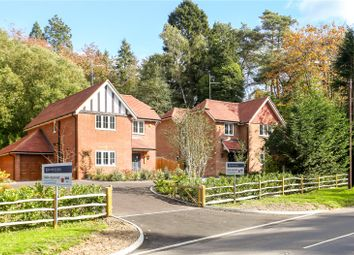 Thumbnail 4 bedroom detached house for sale in Tilford Road, Hindhead, Surrey