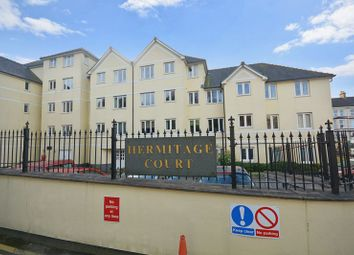 Thumbnail 1 bedroom flat for sale in Hermitage Court, Plymouth