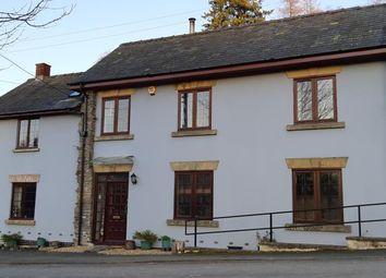 Thumbnail 4 bed detached house for sale in Llanbadarn Fynydd, Llandrindod Wells