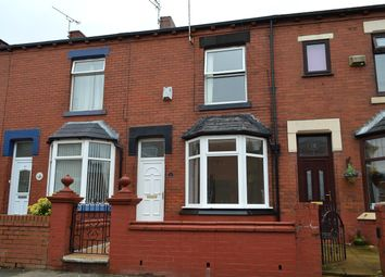 Thumbnail 2 bed terraced house for sale in Kenwood Road, Oldham