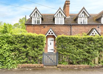 Thumbnail 4 bedroom end terrace house for sale in Meadowside Cottage, Old Mill Road, Denham, Buckinghamshire