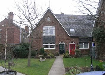Thumbnail 2 bed terraced house to rent in Scholars Court, Cross Street, Neston