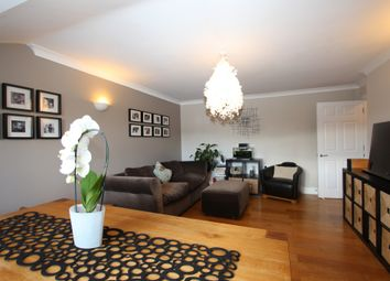 Thumbnail 2 bed flat to rent in Tiptaft House, Miles Road, Mitcham