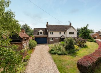 Thumbnail 5 bed detached house for sale in West Wickham Road, Horseheath, Cambridge