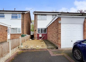Thumbnail 3 bed property for sale in Carlisle Close, Winsford, Cheshire