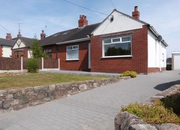 Thumbnail 2 bed bungalow for sale in Wedgwood Lane, Gillow Heath, Staffordshire