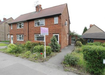 Thumbnail 2 bedroom semi-detached house for sale in St. Augustines Avenue, Chesterfield