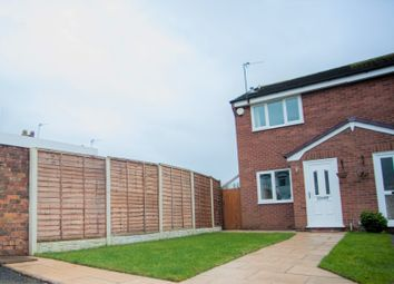 Thumbnail 2 bed end terrace house for sale in Howe Street, Macclesfield