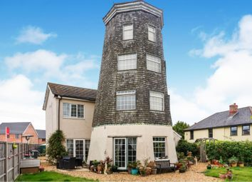 Thumbnail 5 bed detached house for sale in Gidding Road, Sawtry