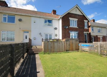 Thumbnail 2 bed terraced house for sale in Pelaw Square, Chester Le Street