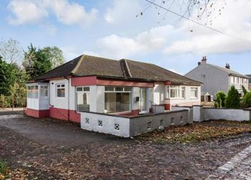 Thumbnail 5 bed bungalow for sale in Garnhall Farm Road, Castlecary, Cumbernauld, North Lanarkshire