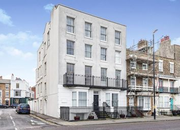 Thumbnail 1 bed flat for sale in Fort Crescent, Margate, Kent
