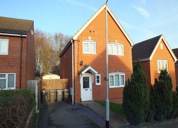 Thumbnail 3 bed detached house for sale in Paxmans Road, Westbury, Wiltshire
