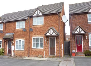 Thumbnail 2 bed terraced house to rent in Justice Close, Whitnash, Leamington Spa