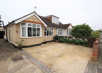 Thumbnail 2 bed semi-detached bungalow for sale in Dorset Road, Ashford, Surrey