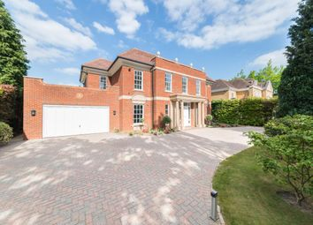Thumbnail 5 bed detached house to rent in Icklingham Road, Cobham
