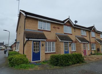 Thumbnail 2 bed end terrace house for sale in Bedford, Beds