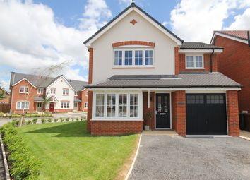 Thumbnail 3 bed detached house for sale in Skipton Close, Earlestown, Newton-Le-Willows