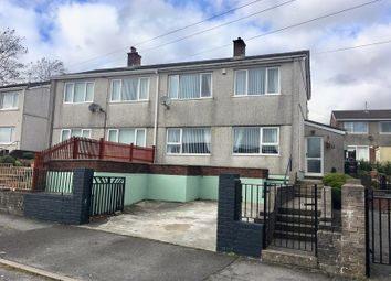 Thumbnail 3 bed semi-detached house for sale in Clydach Avenue, Rassau, Ebbw Vale