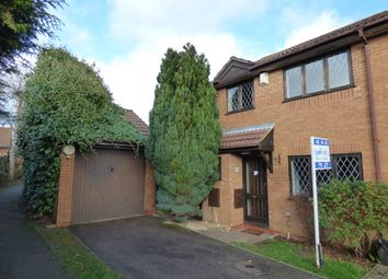 Thumbnail 3 bed semi-detached house to rent in Dexter Close, Luton