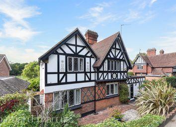 Thumbnail 4 bedroom detached house for sale in Old Malden Lane, Old Malden, Worcester Park