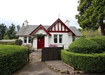 Thumbnail 2 bed cottage to rent in The Kraesult Lodge, Leny Feus, Callander, Stirlingshire