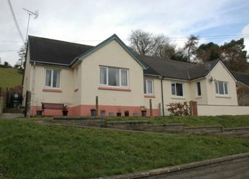 Thumbnail 3 bed semi-detached house to rent in Llandyfriog, Newcastle Emlyn, Carmarthenshire