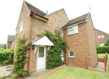 Thumbnail 3 bedroom semi-detached house for sale in Brookfield Crescent, Shirebrook, Mansfield