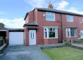 Thumbnail 2 bed semi-detached house for sale in Plodder Lane, Farnworth, Bolton.