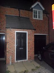 Thumbnail 2 bedroom town house to rent in Attenborough Close, Leicester