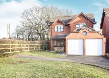 Thumbnail 4 bed detached house for sale in Ridleys Cross, Astley, Stourport-On-Severn